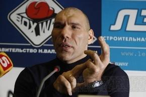 В матче «Валуев против Аршавина» примут участие футболисты «Сибири»
