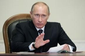 Путин перенес техосмотр на год