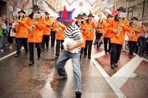 Карнавал на Невском: фоторепортаж