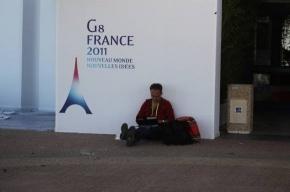 Во французском Довиле проходит саммит «большой восьмерки»