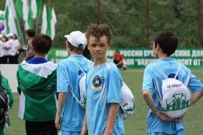 Футболисты из детдома № 53 вернулись из Сочи с третьим местом