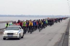 Велопробег Петербург-Москва-Казань