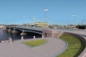 Министерство не согласовало строительство Ново-Адмиралтейского моста