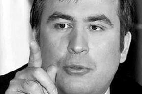 Саакашвили прервал парад