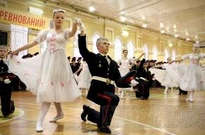 Последний звонок прозвучал для 66 петербургских суворовцев