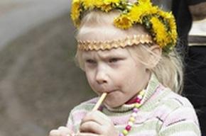 В Выборгском замке - фестиваль фольк и этно музыки «Майское дерево»