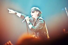 Концерт Scorpions был невероятен