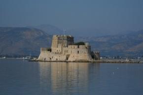 Мое лучшее фото из Греции: город Навплий