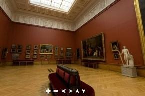 Русский музей открыл виртуальные двери