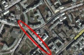 Мичуринскую улицу закрыли так, что и не заметишь