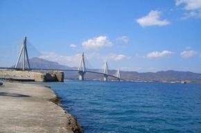 Мост Рио-Антирио: на радость богу Посейдону