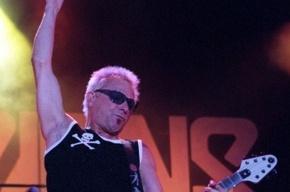 Гитарист «Scorpions» раздаст автографы в Петербурге