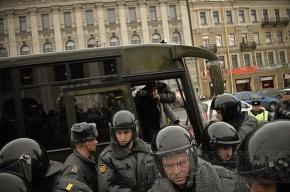 У БКЗ «Октябрьский» задержаны около 20 человек
