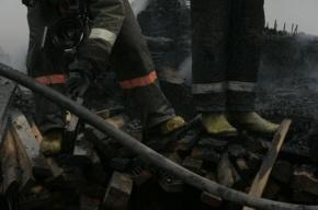 Спасатели нашли под завалами разрушенного дома в Струнино тело женщины