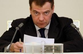 Медведев, Собянин и Голикова попали в пробку