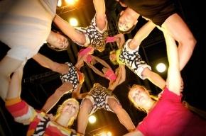 «Летающие дети» в театре «Лицедеи»