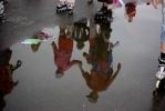 Тамара Москвина проехала с петербуржцами по городу на роликах: Фоторепортаж