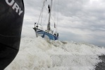 В Петербург прибыла пивная яхта: Фоторепортаж