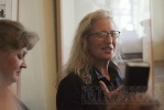 В Эрмитаже открылась выставка фотографий Анни Лейбовиц: Фоторепортаж