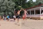 Пляжный волейбол на Крестовском: бизнесмены помогают спортсменам: Фоторепортаж