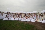 Сбежавшие невесты нашлись на Заячьем острове: фоторепортаж: Фоторепортаж