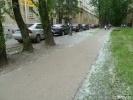 Фоторепортаж: «Снег летом!»