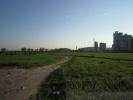 Фоторепортаж: «На Савушкина растет подозрительная гора песка»