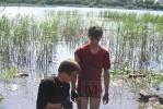 Добровольцы пытаются спасти Ивановский карьер: Фоторепортаж