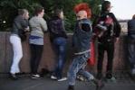 Фоторепортаж: «Выпускники на «Алых парусах» освистали Андрея Фурсенко и устроили кровавую драку»
