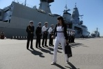 Сегодня открылся Международный военно-морской салон: программа: Фоторепортаж