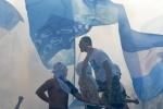 Эрнест Серебренников: «Фанаты прожгли мне ботинок»: Фоторепортаж