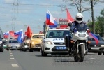 Фоторепортаж: «Ретроавтомобили проехали по Московскому проспекту»