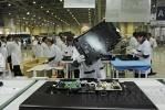 Фоторепортаж: «В Шушарах начали выпускать LCD-телевизоры»