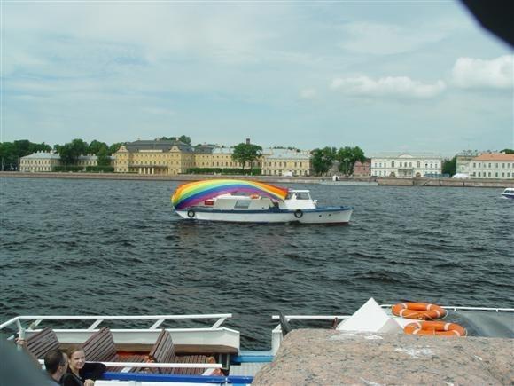 Акция геев, 25 июня 2011 г.: Фото
