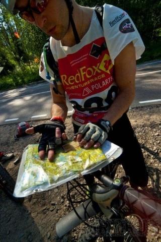 Мультигонка Red Fox Adventure Race - самая живописная: Фото