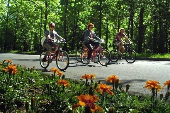 Два велопробега в один день: «Новая парковка» и «Новая высота»: Фото