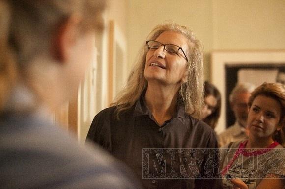 В Эрмитаже открылась выставка фотографий Анни Лейбовиц: Фото