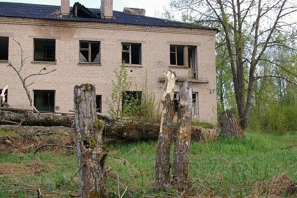 В России резко увеличилось число населенных пунктов без населения: Фото