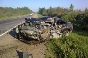 УВД Тверской области: В ДТП на «Балтии» погибли все