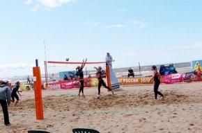 Фестиваль пляжного волейбола в Солнечном пройдет в эти выходные на 25 площадках