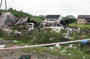 Росавиация: самолет упал в Карелии из-за сложных метеоусловий
