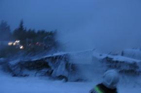 В карельской авиакатастрофе погибли 44 человека