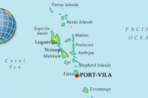 Абхазия по почте установила дипотношения с Вануату