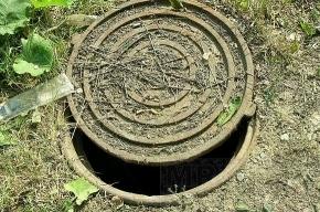 В водопроводном люке нашли тело бывшего милиционера
