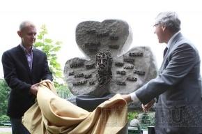 В Петербурге открылась скульптура ирландского поэта Томаса Мура