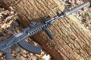 Найдена часть оружия, похищенного солдатом в Свердловской области
