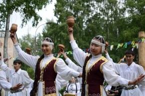 В Петербурге отпраздновали Ысыах