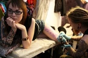 Санкт-Петербургский тату-фестиваль: модификация тела. День первый