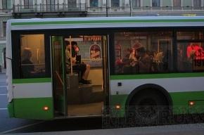 Общественный транспорт меняет маршруты из-за ПЭФа