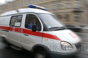 «Audi Q5» главы УФАС по Петербургу столкнулся с «КАМАЗом»